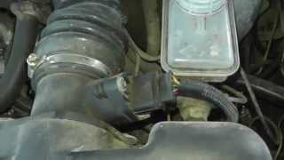 Ваз датчик массового расхода воздуха ДМРВ ремонт своими руками(stas alekseev)
