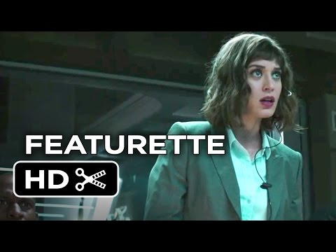 The Interview Featurette - Meet Agent Lacey (2014) - Lizzy Caplan Comedy HD