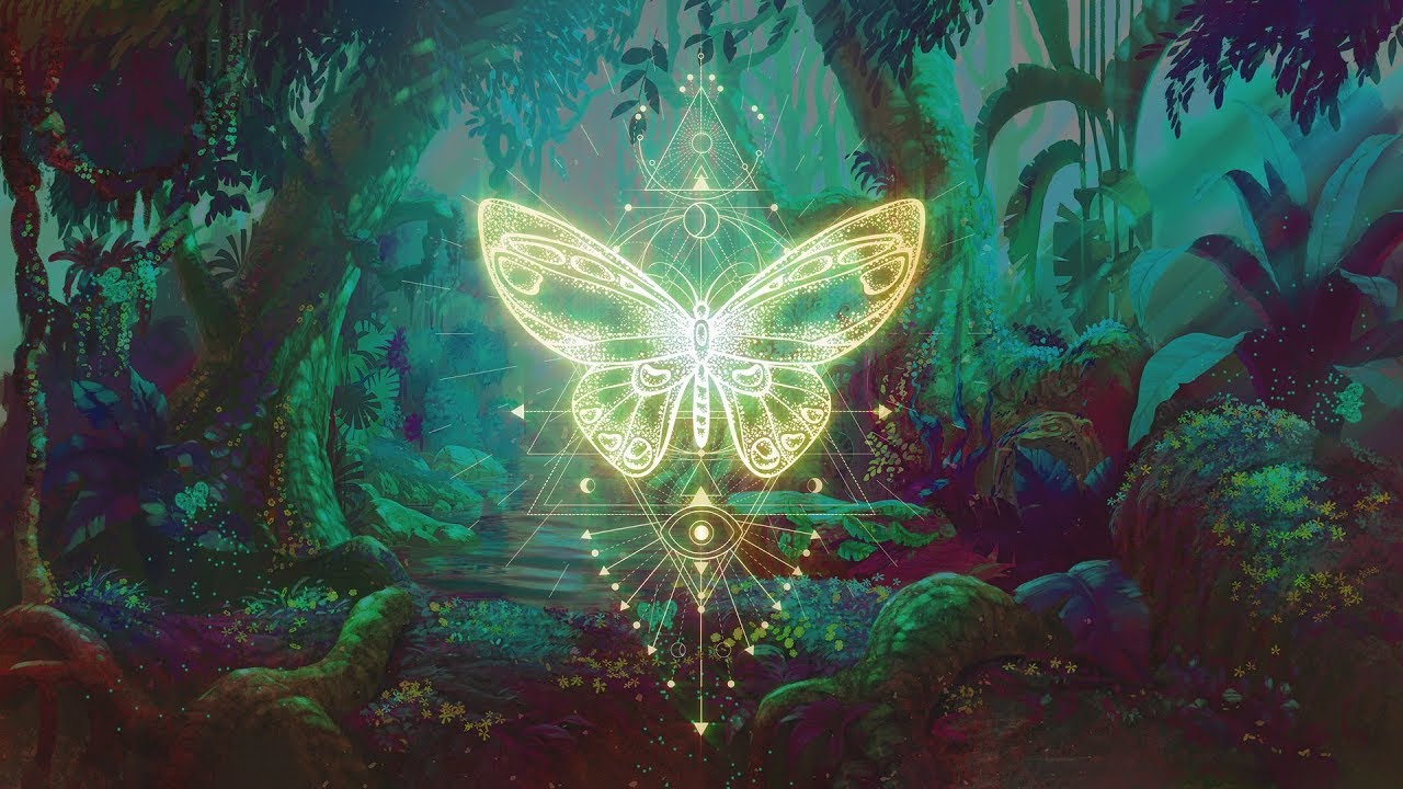 🦋THE BUTTERFLY EFFECT ⁂ Elevate your Vibration ⁂ Positive Aura Cleanse ⁂ 432Hz Music
