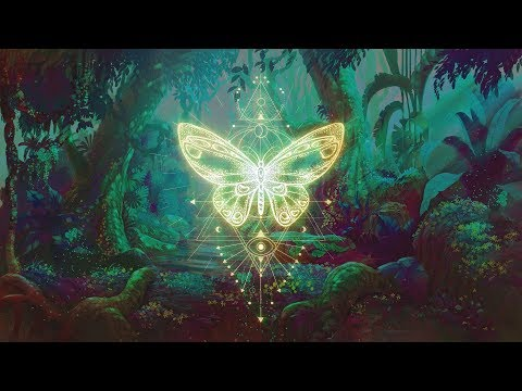 THE BUTTERFLY EFFECT  Elevate your Vibration  Positive Aura Cleanse  432Hz Music