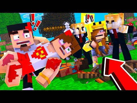 DAYAK YEDİK DÖVÜLDÜK ! #1 Minecraft Modlu Survival - Mix Of Mods