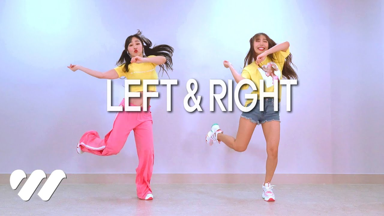 SEVENTEEN(세븐틴) 'Left & Right' Dance Cover WAVEYA 웨이브야