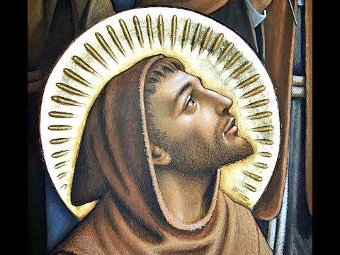 Cantico delle  Creature   san Francesco d'Assisi