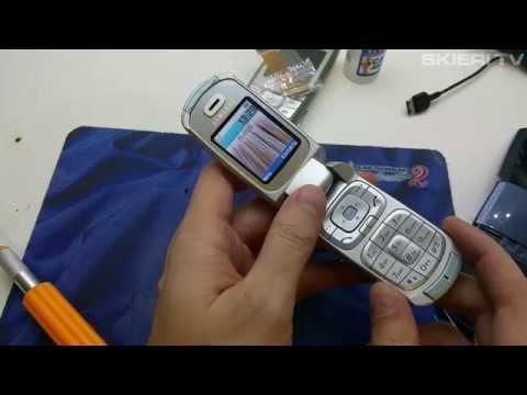 Epicki Samsung E530 - hard reset - UNIKAT