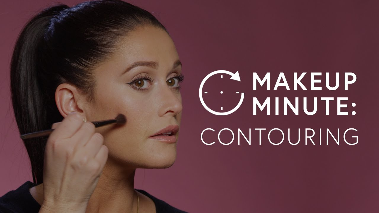 The Easiest Way To Contour Your Whole Face | The Zoe Report By Rachel Zoe