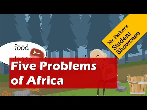Five Problems of Africa