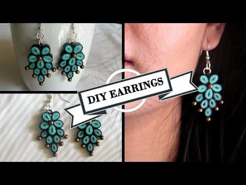 DIY : Earrings Tutorial