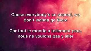 Make A Move - Icon For Hire Lyrics English/Français