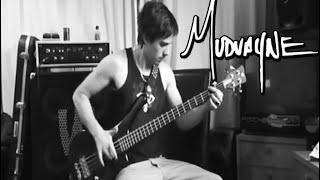 Mudvayne dig bass cover