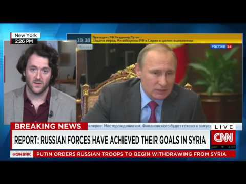 Breaking News: Russia to withdraw forces from Syria, will Putin still wield power in Syria?