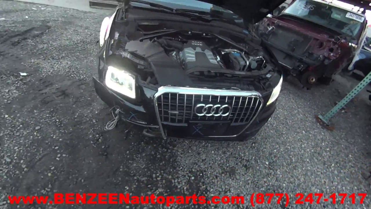 2013 Audi Q5 Parts For Sale - 1 Year Warranty