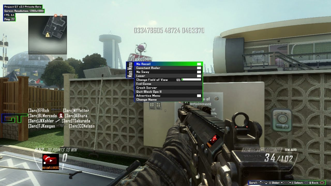 Bo2 1 19] Project GT v3 1 Private Beta Leaked? *NEW* SPRX