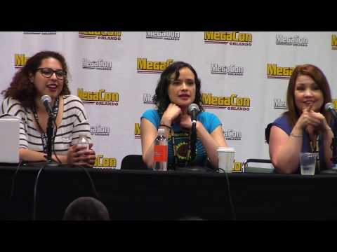 WOMEN IN VOICE ACTING Q&A @ MegaCon 2017