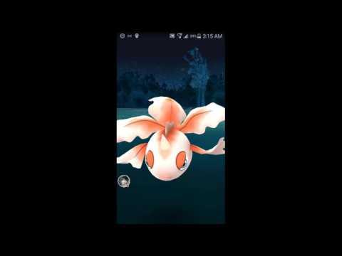 Late Night Pokémon GO with Lui