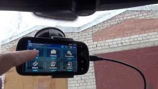видео Видеорегистратор андроид