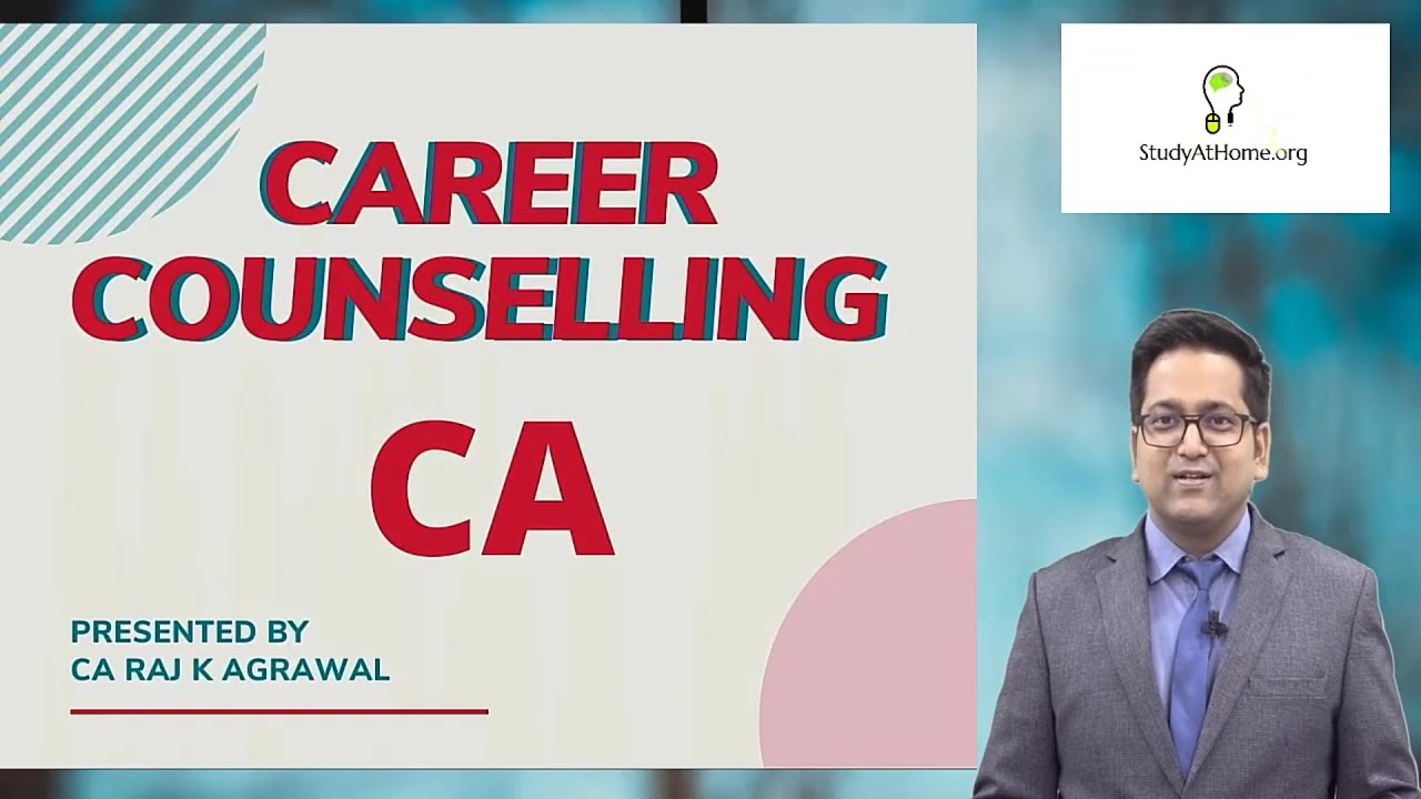 How to become CA Chartered Accountant | Career Counseling ...