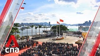 Chinese military to get control of Victoria Harbour pier in Hong Kong