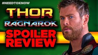 thor ragnarok review what makes ragnarok the funniest mcu movie needtoknow