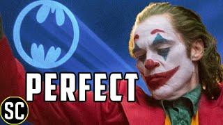 Why Joker's Batman Twist is Perfect