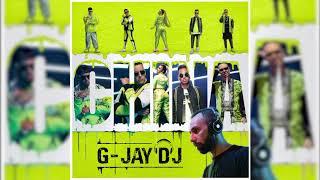 Anuel AA, Daddy Yankee, Karol G, Ozuna & J Balvin - China (G-Jay DJ Bachata Remix)