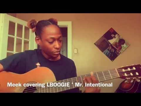 Lauryn Hill- Mr. Intentional (Cover)