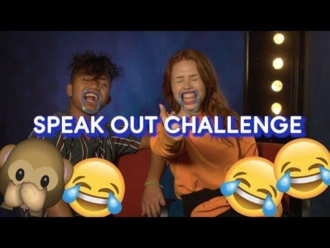 Hysteriskt roligt under Speak out Challenge med Ki Soe och Nathalie Brydolf - Idol Sverige TV4