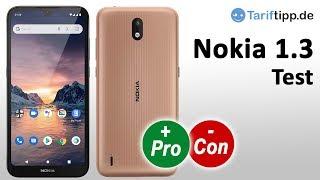 Nokia 1.3 | Test des neuen Einsteiger-Handys von Nokia