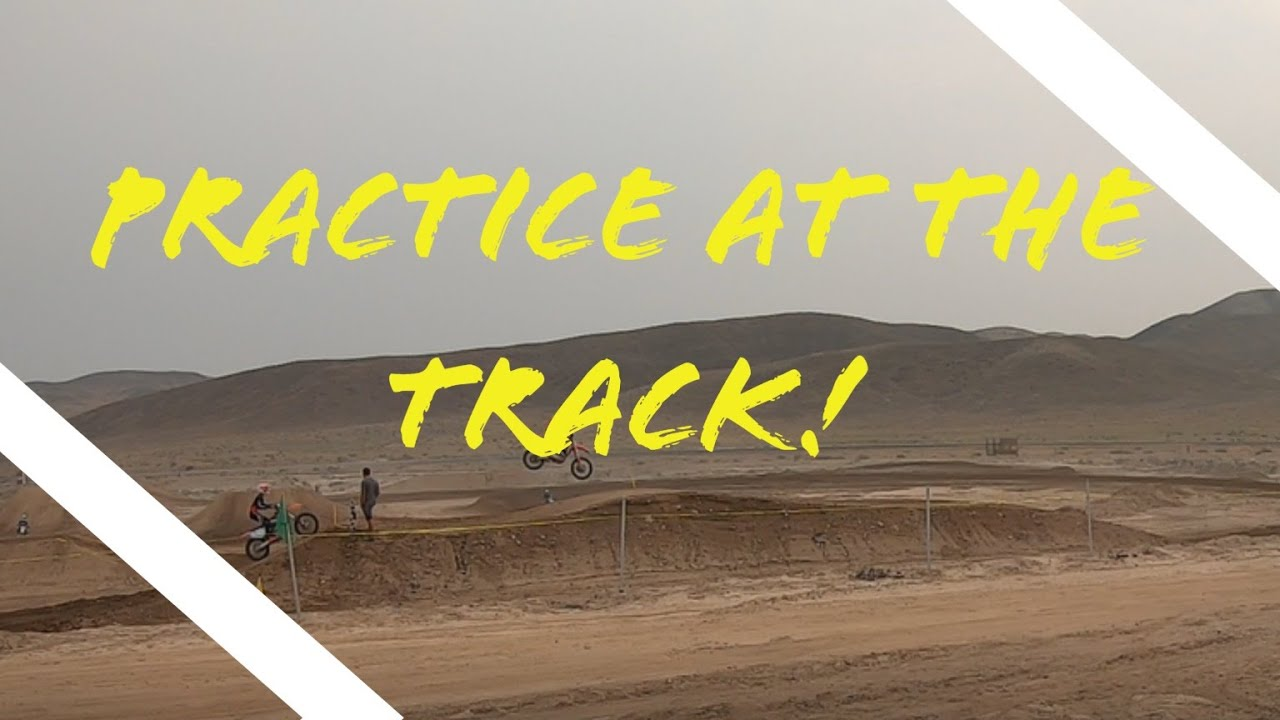 Learn to ride better at the Track!