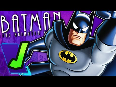 Batman the Animated Series Season 3 - The BEST Season in the