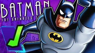 Batman the Animated Series Season 3 - The BEST Season in the DCAU?
