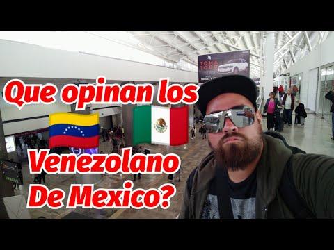 ESTO se DICE de MEXICO en VENEZUELA # LOS MEXICANOS SON BORRACHOS?