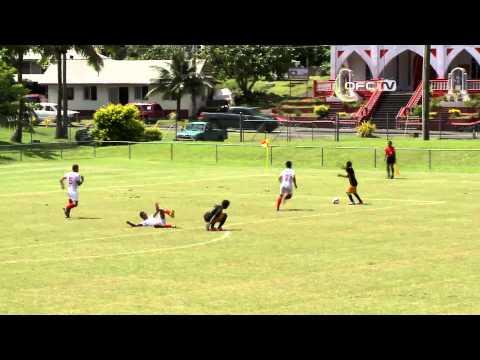 2015 OFC U17 CHAMPIONSHIP   MD4   Group B M1   Vanuatu 9-0 Tonga   Highlights