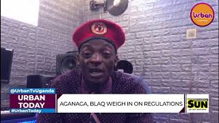 #UrbanToday: Musicians Aganaga, John Blaq weigh in on regulations that have now been suspended.