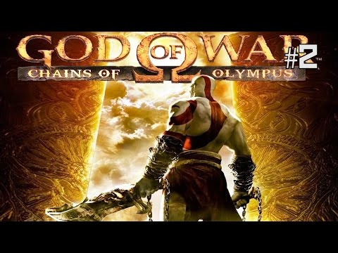 Twitch Livestream | God of War: Chains of Olympus Part 2 (FINAL) [PSP/PS3]