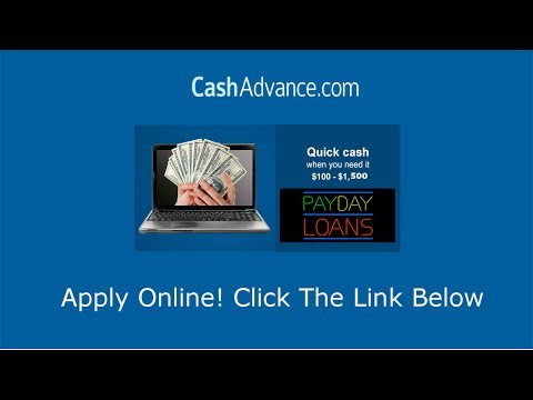 Видео Payday loans in texas