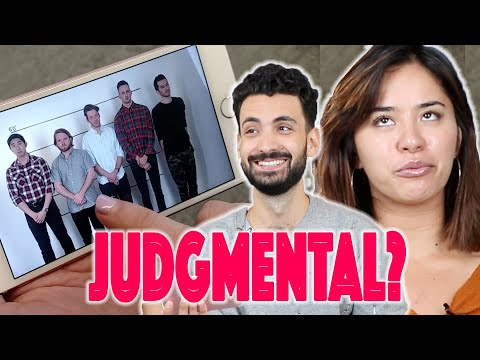 Thumbnail: How Judgmental Are You?