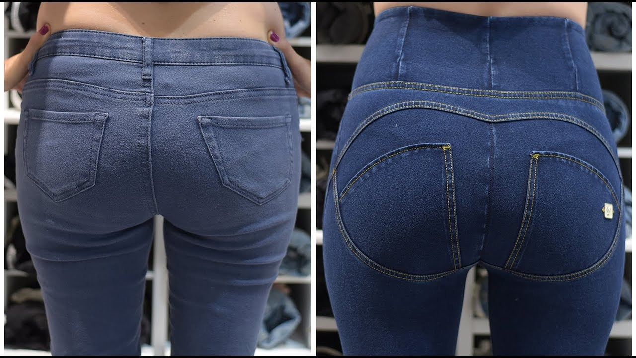 before and after wearing freddy jeans youtube. Black Bedroom Furniture Sets. Home Design Ideas