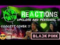 BLACKPINK - 'SURE THING Miguel' COVER 0812 SBS PARTY PEOPLE | REACTION | LVT AND DURTY D