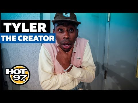 Tyler, The Creator Joins Funk Flex for Interview and Freestyle