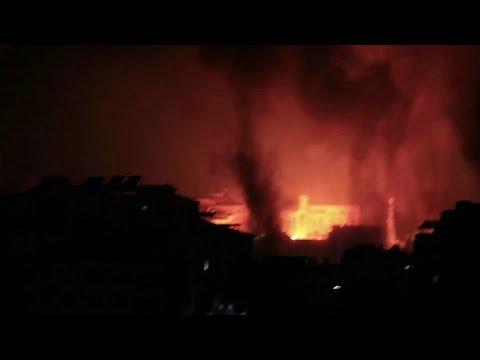 Israel bombs Hamas chief's home in Gaza