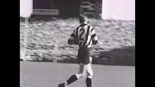 Young migrant boy Ricky goes to the 1955 VFL Preliminary Final between Collingwood and Geelong