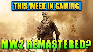 MW2 Remastered? - This Week In Gaming | FPS News