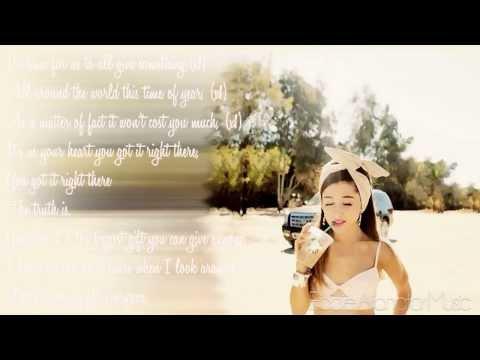 Ariana Grande - Love Is Everything (Lyrics) ♡