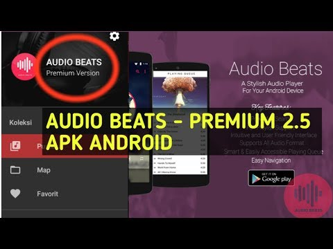 Audio Beats – Music Player Premium 2.5 Apk for Android