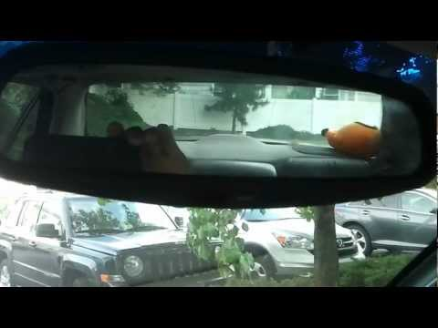 Nissan Armada Interior Pictures - How To Fix Malfunctioning Rearview Mirrors