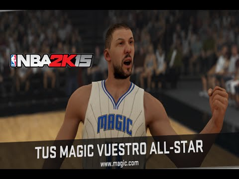 NBA 2K15 [DIRECTO] SAN ANTONIO SPURS Vs ORLANDO MAGIC