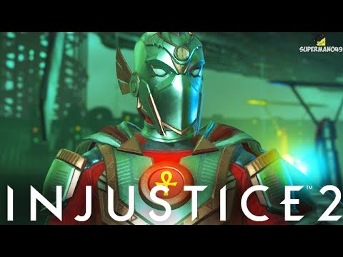 "EPIC DEMON DOCTOR FATE IS AWESOME! - Injustice 2 ""Dr Fate"" Gameplay (Online Ranked)"