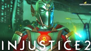 EPIC DEMON DOCTOR FATE IS AWESOME! - Injustice 2