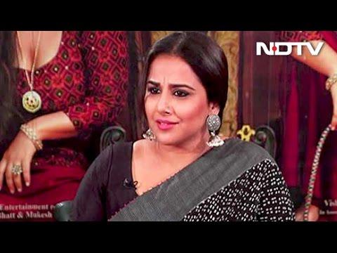 Vidya Balan Says She Hasn