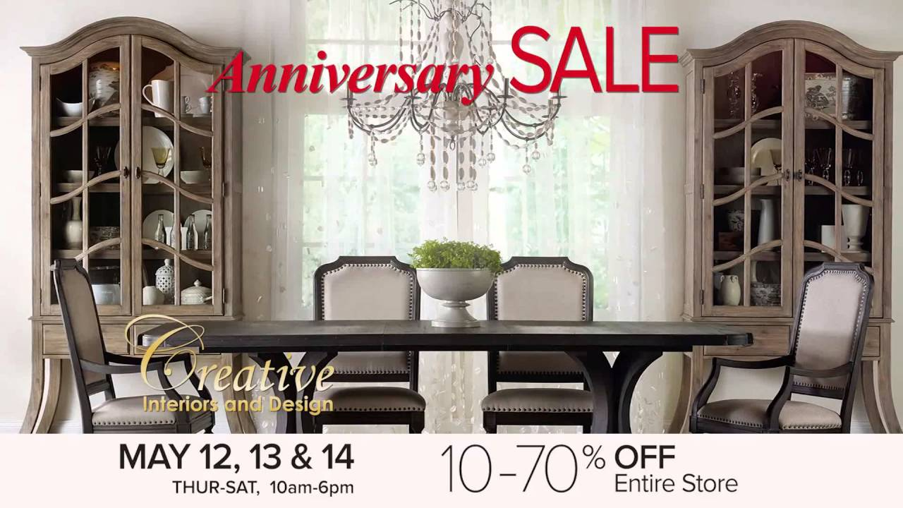 Attrayant 2016 Anniversary Sale Creative Interiors And Design